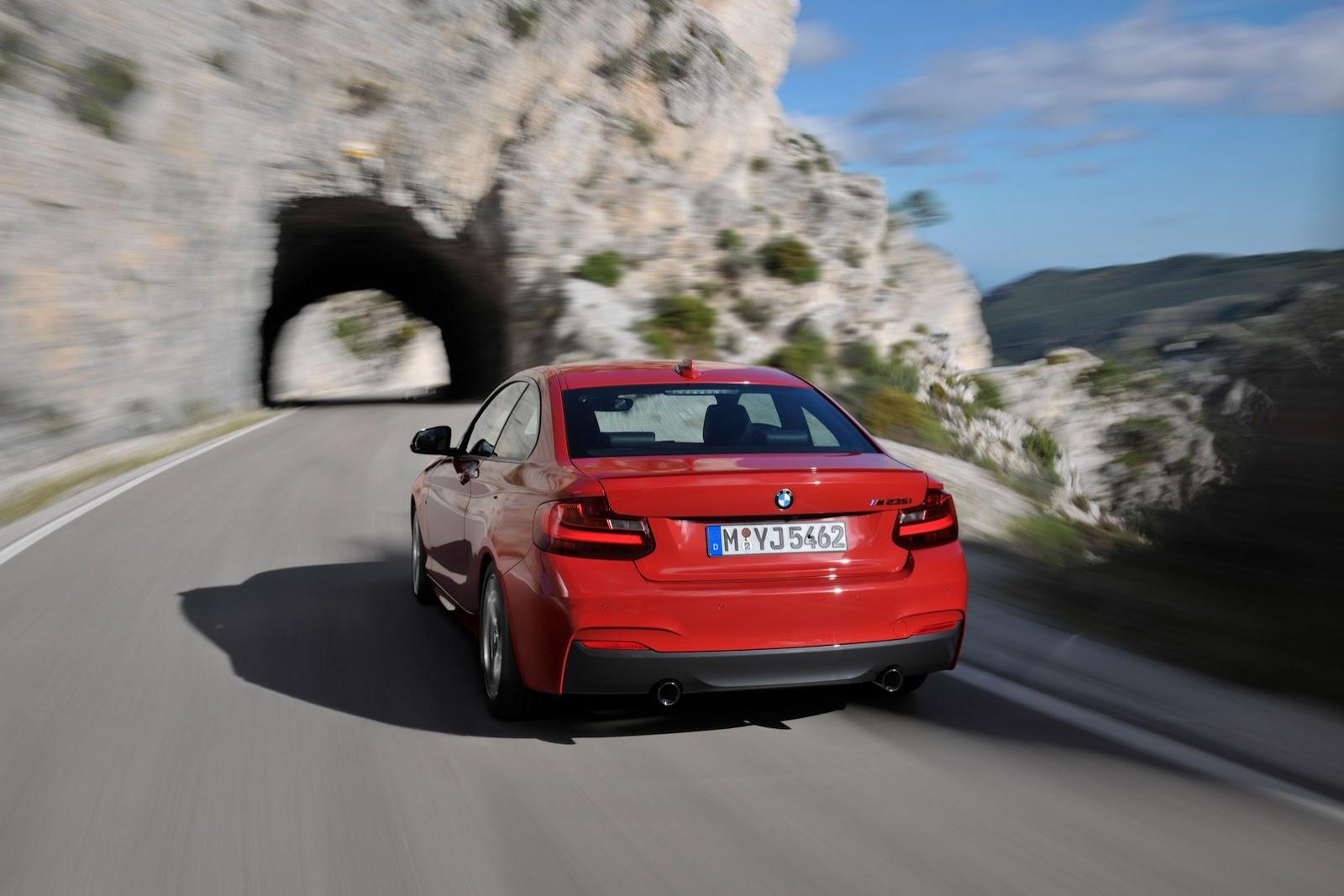 El nuevo BMW Serie 2 parte de 32.900 euros en España