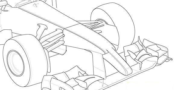 Los Fórmula 1 de 2014 cerca de ser los más feos de la historia