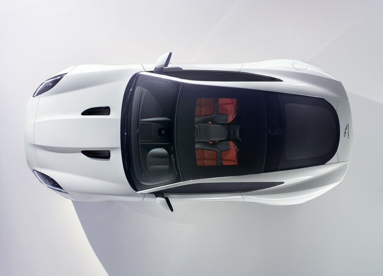 Jaguar confirma que presentará el F-Type Coupé el 19 de este mes