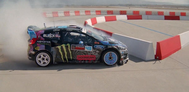 Gymkhana Six Ken Block