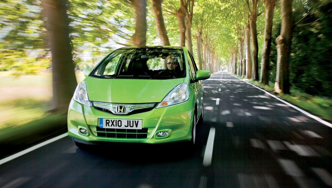 Honda Jazz Hybrid, todo un híbrido para el día a día