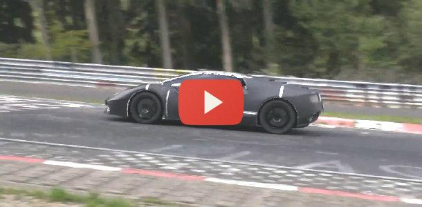 Se acerca el Lamborghini Cabrera