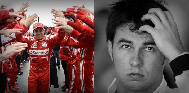 Massa a Williams y Pérez a la calle