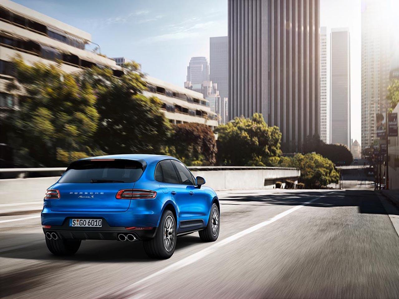Se acabó la espera, ya está aquí el Porsche Macan
