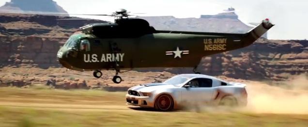 Dreamworks nos trae un nuevo tráiler más extenso de la película de Need For Speed