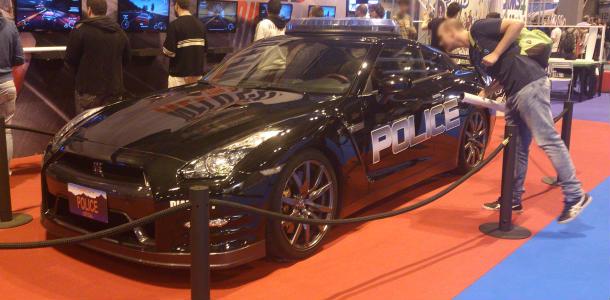 Los coches de la Madrid Games Week: Nissan GT-R