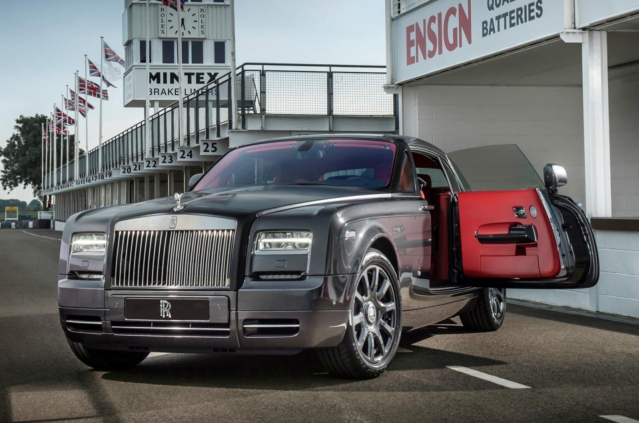 Rolls Royce Phantom Coupé Chicane Edition, una imagen más deportiva para el lujoso coupé inglés