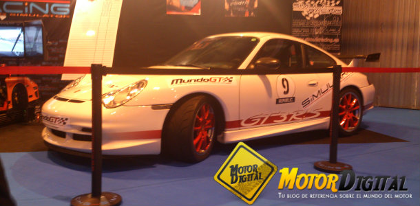 Los coches de la Madrid Games Week: Porsche 911 GT3 RS