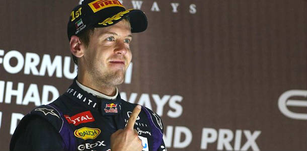 GP de Abu Dhabi 2013: Vettel sigue imparable