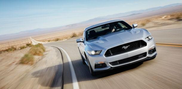 ¿Has oído rugir al nuevo Ford Mustang?