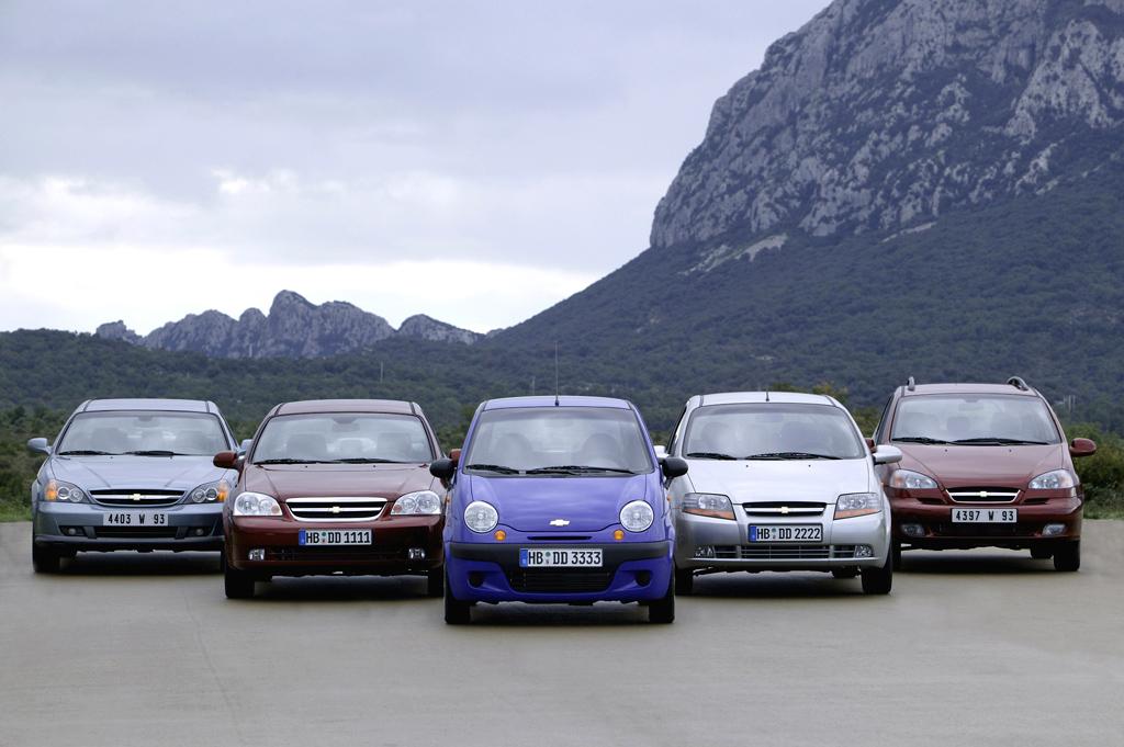 En 2016 Chevrolet abandonará el mercado europeo