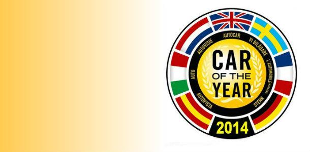 Los finalistas a Coche del Año en Europa 2014