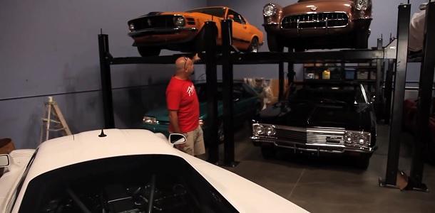 La colección de coches de Paul Walker en venta
