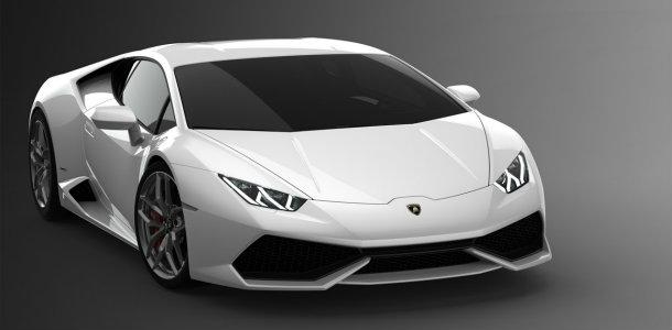 Es oficial: Lamborghini Huracán LP610-4