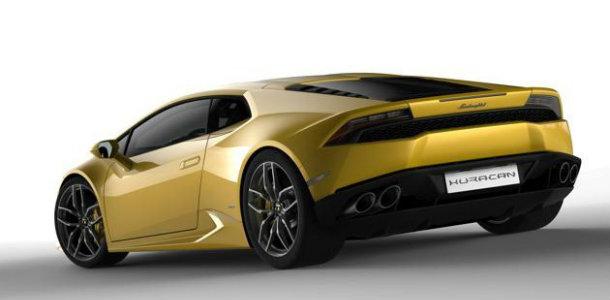 Y sí, este es el Lamborghini Huracán LP610-4