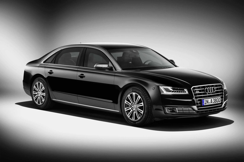 Audi A8 L Security, no estarás más seguro en ningún otro automóvil