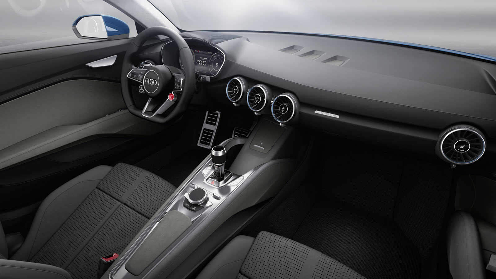 Audi presenta de manera oficial el Allroad Shooting Brake Concept