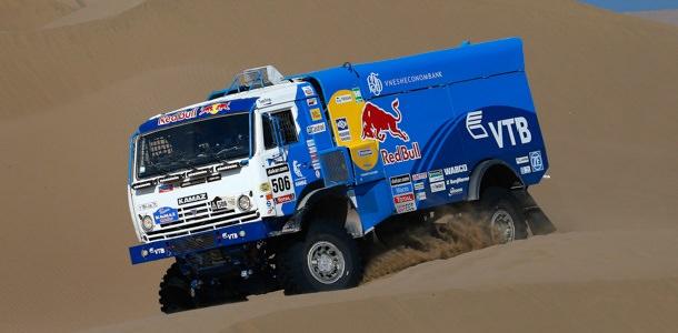Andrey Karginov, Etapa 10, Dakar 2014