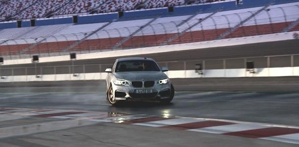 BMW quiere derrapar por ti