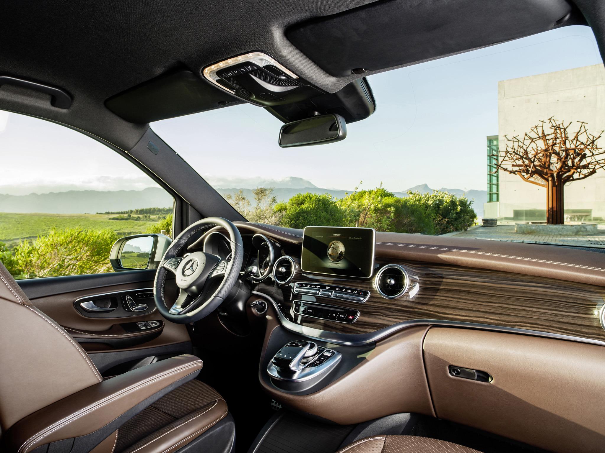 El nuevo Mercedes-Benz Clase V reinventa su segmento