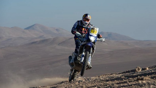 Cyril Despres, Etapa 11, Dakar 2014
