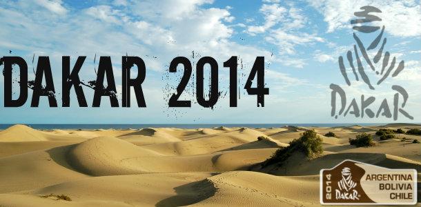 Dakar 2014: Argentina, Bolivia y Chile, el recorrido