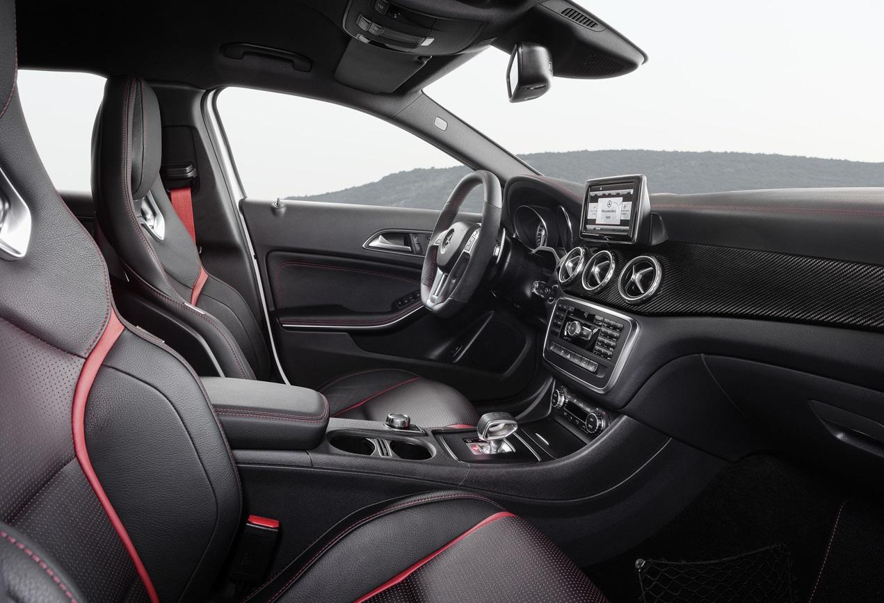 Mercedes-Benz GLA45 AMG, el GLA más atlético