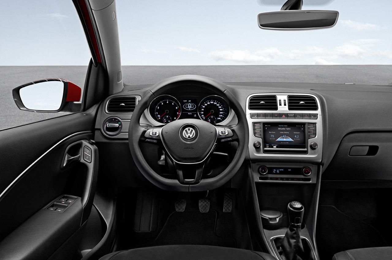 Volkswagen le realiza algunos cambios al Polo