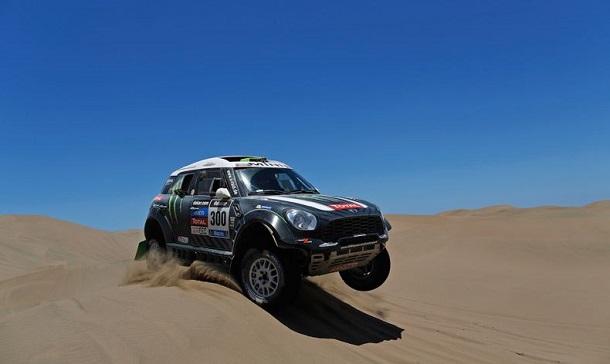 Stephane Peterhansel, Etapa 9, Dakar 2014