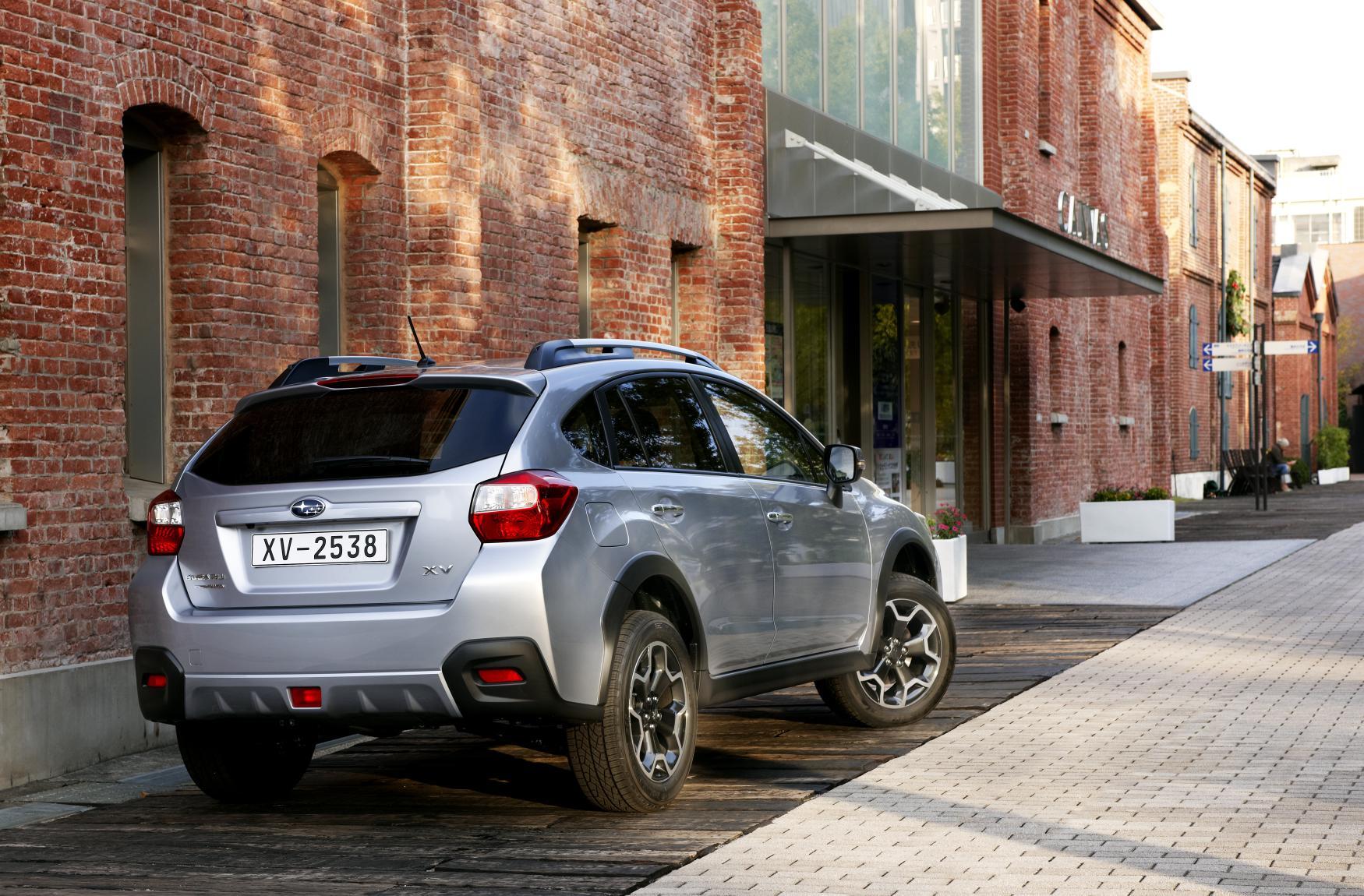 Subaru hace más atractiva la lista de precios del XV