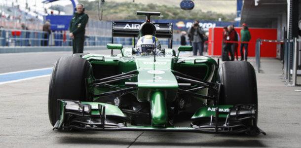 Adiós a los apéndices fálicos en la F1 de 2015