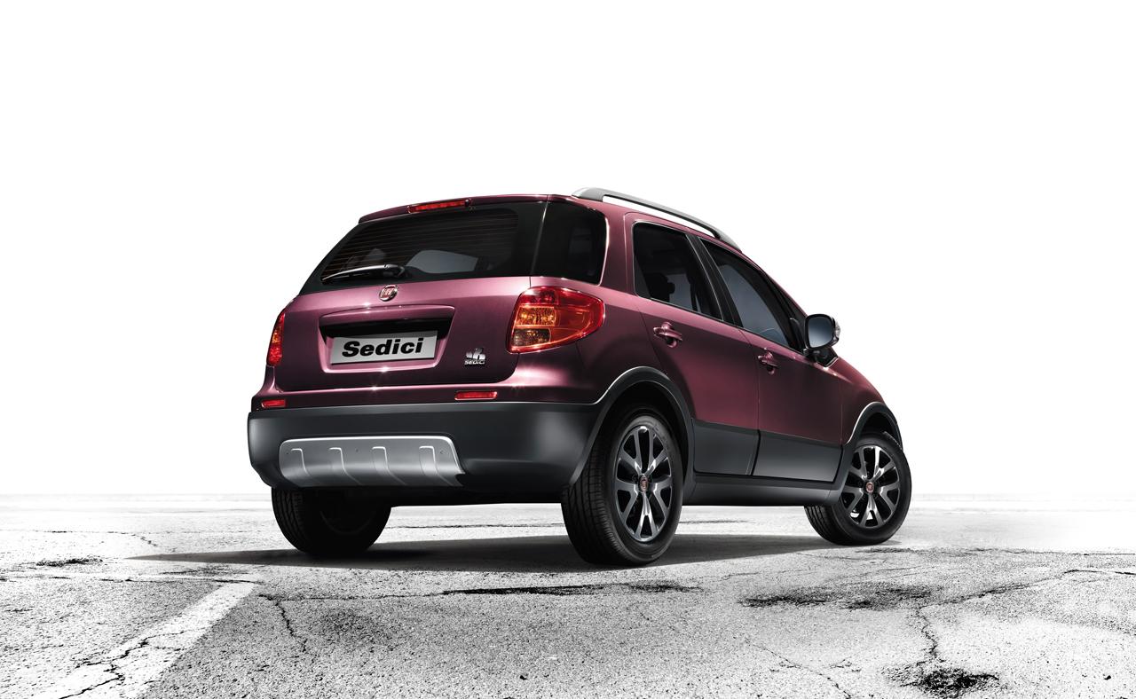 Fiat España retira de su gama al Sedici