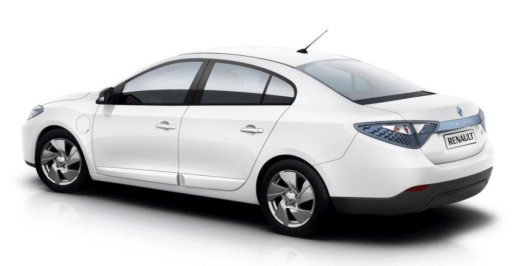 Renault deja de fabricar el Fluence Z.E.