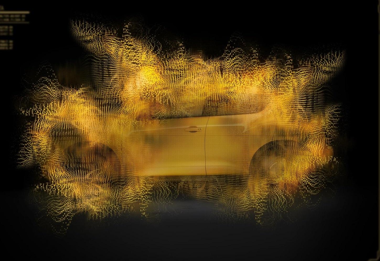 El primer teaser del renovado Nissan Juke no nos dice demasiado