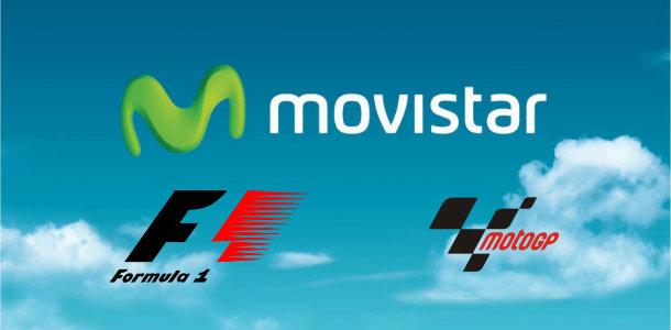 Movistar TV levanta ampollas haciendose con los derechos de MotoGP y Fórmula 1