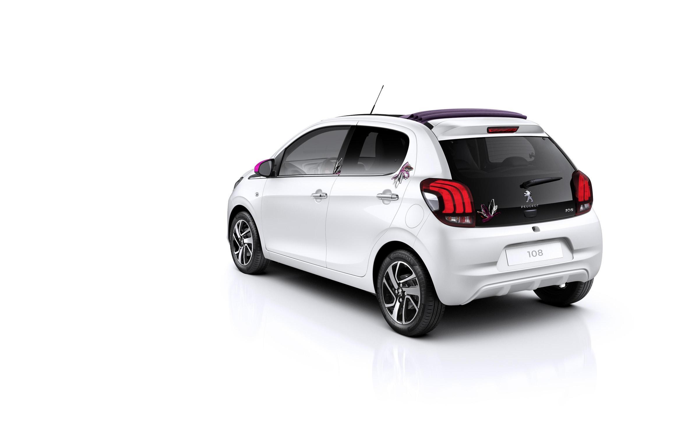 Nuevo Peugeot 108, toda la esencia de Peugeot en formato pequeño