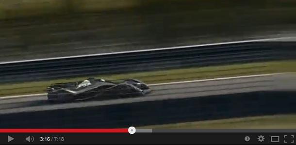 El Red Bull X2014 se hace el Ring en 3:38'031