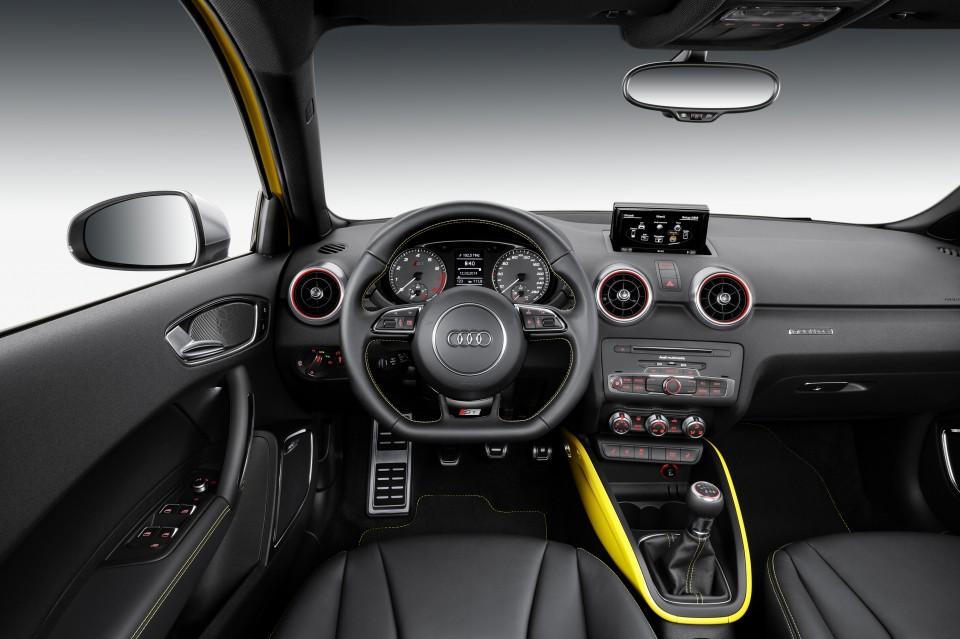 """Audi S1 y S1 Sportback, el pequeño de la casa """"se pone las botas"""""""