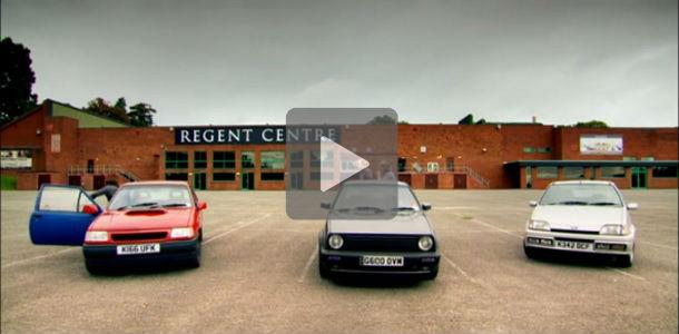 Primer capítulo de la 21º temporada de Top Gear
