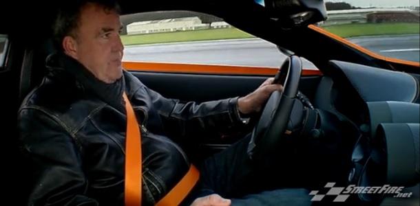 Tercer capítulo de Top Gear de la temporada 21