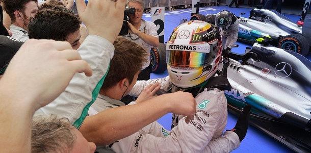 GP F1 Malasia 2014: Hamilton y Mercedes siguen liderando el mundial