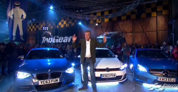 Quinto episodio de la temporada 21 de Top Gear