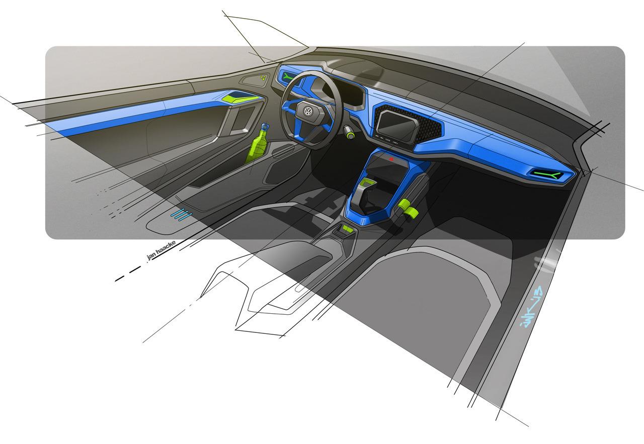 Volkswagen T-Roc, el adelanto de un posible Suv