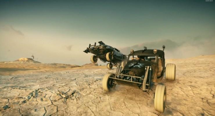 La película Mad Max ya tiene videojuego y tráiler