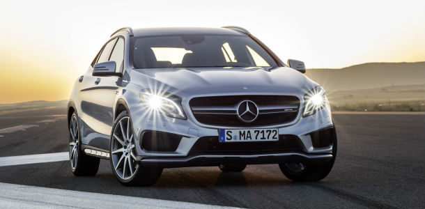 Mercedes GLA 45 AMG, ya disponible en el mercado español
