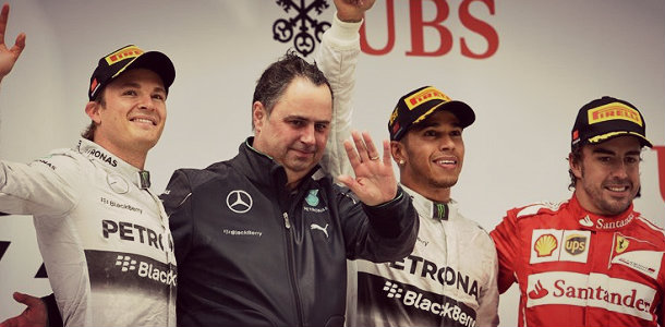 GP F1 China 2014: Mercedes se asienta en el liderato