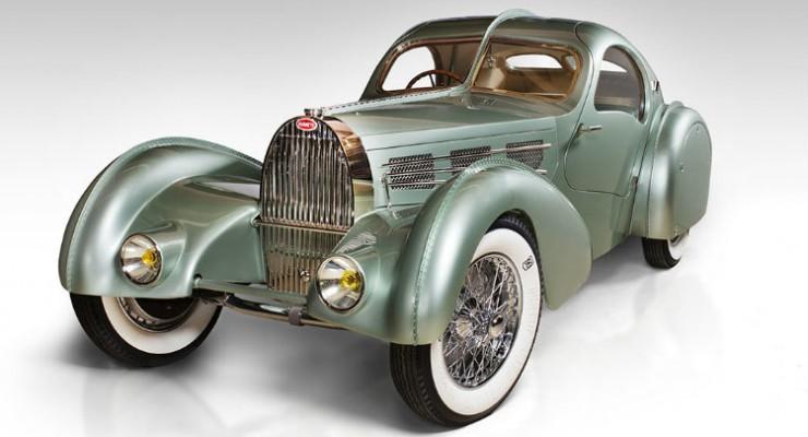 Concepts Cars del Siglo XX como obras de arte