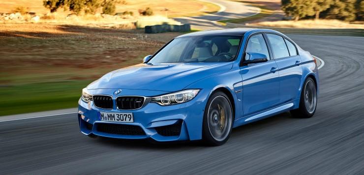 De 0 a 276 km/h en el nuevo BMW M3