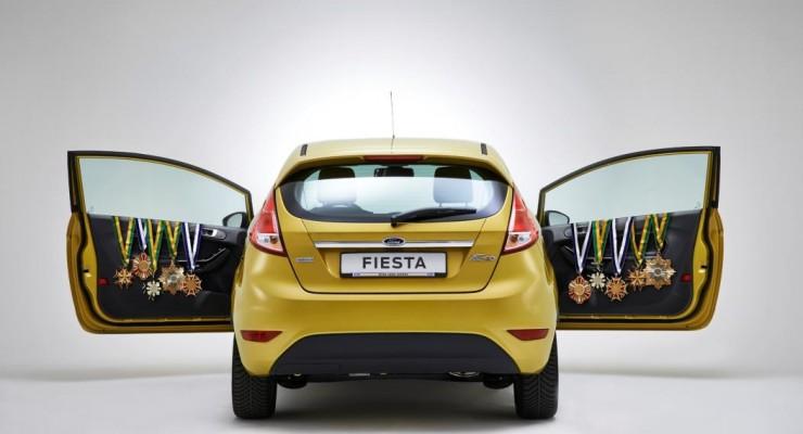 El Ford fiesta sigue siendo uno de los favoritos del mercado europeo