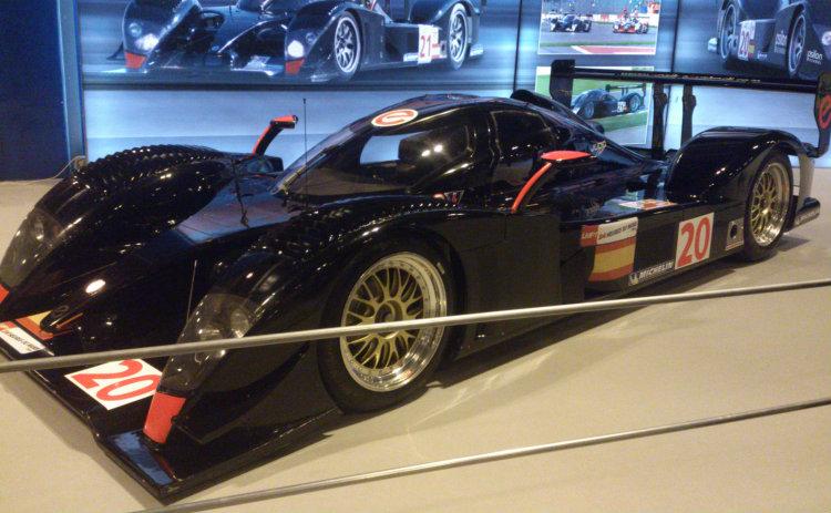 Prototipo para Le Mans de Epsilon Euskadi